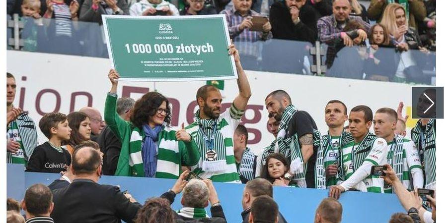 Lechia Gdansk Bertemu Pemenang Inter Turku Vs Brondby di Kualifikasi Kedua Liga Europa