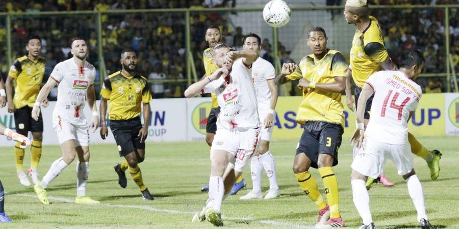 Liga 1 2019 - Barito Putera Vs Madura United Sepi Gol di Babak Pertama