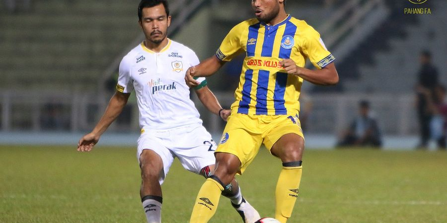 Saddil Ramdani Cs Makin Berat Kejar Juara Liga Super Malaysia 2019