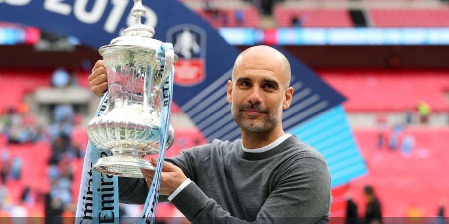 Pep Guardiola Paham Raihan Treble Winners Man City Itu Biasa Saja
