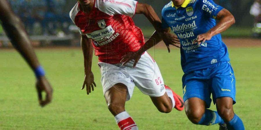 Bagi Febri Hariyadi, Mencetak Gol untuk Persib Bukan Prioritas Utama