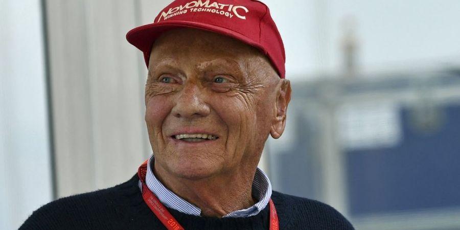 Legenda Formula 1 Niki Lauda Meninggal Dunia dalam Usia 70 Tahun
