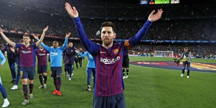 Demi Suarez, Messi Minta Barcelona Beli Striker dari Klub yang Degradasi