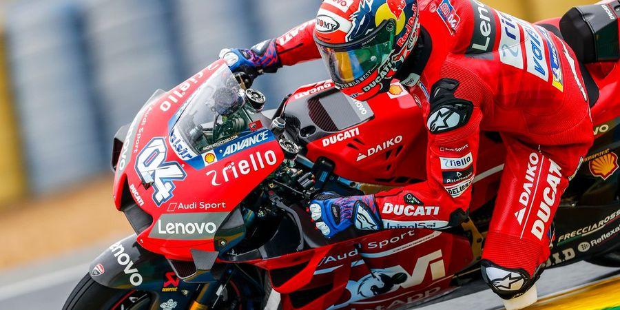 Berita MotoGP - Andrea Dovizioso: Apa yang Bisa Kami Lakukan?