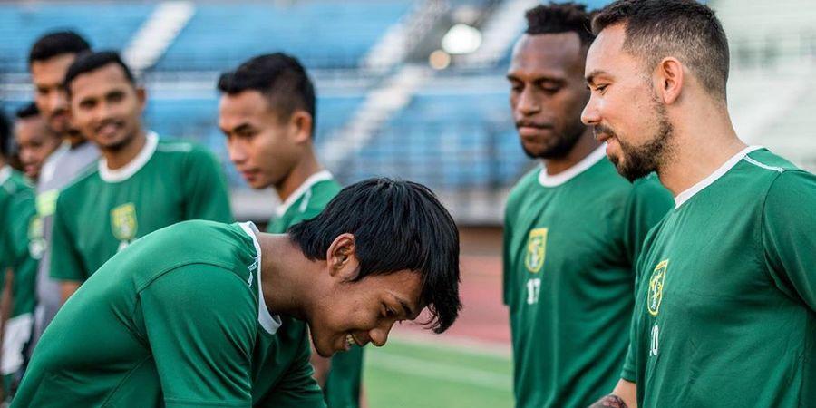 Persebaya Surabaya Mulai Latihan Perdana Pasca-libur Lebaran