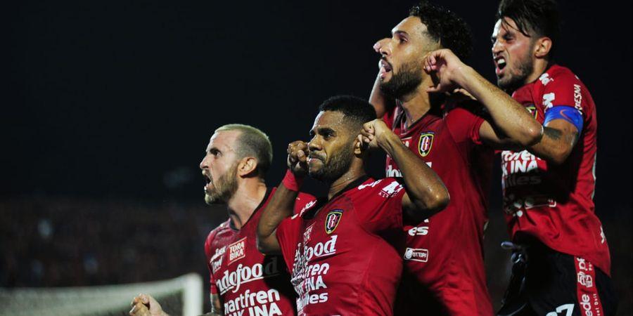 Bali United Tanpa 7 Pilar saat Jamu PSIS, Stefano Cugurra Tetap Tenang