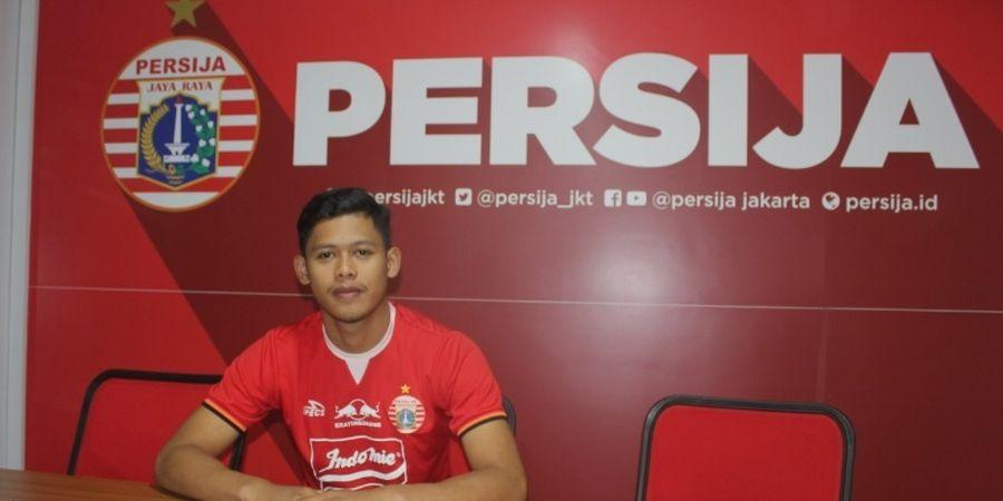 Persija Daftarkan Eks Pemain Persib Yunior untuk Liga 1 2019