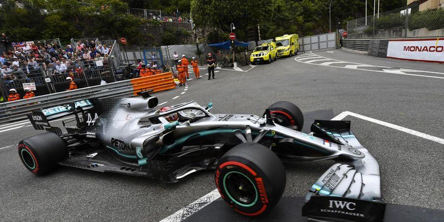 FP2 F1 GP Monako 2019 - Mercedes Dominan, Hamilton Kembali Tercepat