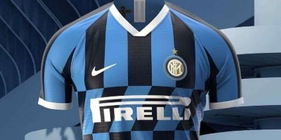 Desain Jersey Terbaru Inter Milan Dihujat Fans. Ada Apa ya?