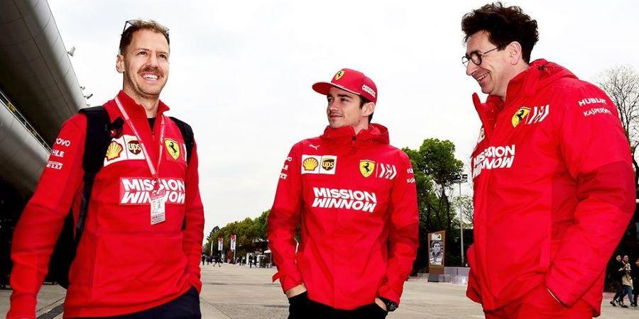 Charles Leclerc: Ferrari Belum Selevel Mercedes di GP Monako