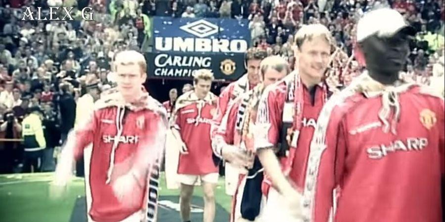 Dari Skuad Man United Saat Treble 1999, Ada 1 Pemain dengan Kemampuan Sempurna