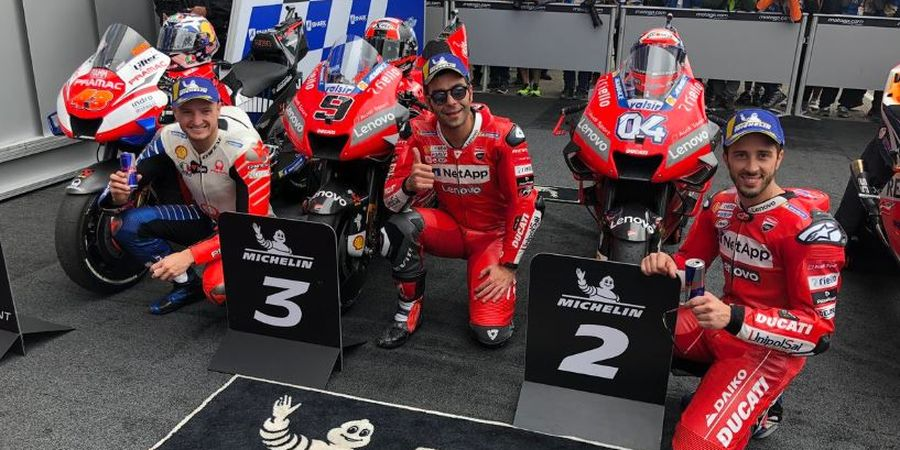 Jack Miller Bertahan di Pramac, Begini Line-up Pembalap MotoGP 2020