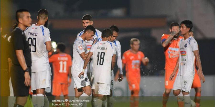 Problem Start Kendur Arema FC di Liga 1 Kembali Terjadi Musim Ini