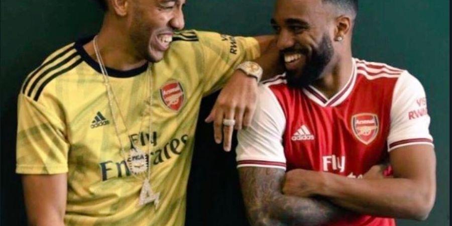 Penampakan Jersey Baru Bocor, Arsenal Kembali ke Era 1980-an