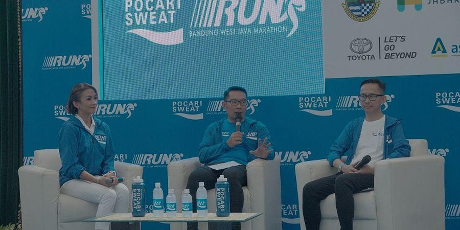 Pocari Sweat Run Bandung 2019 - Libatkan Pelari dari Sabang Sampai Merauke