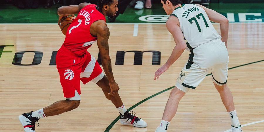 Kawhi Leonard Belum Putuskan Kelanjutan Karier di Toronto Raptors