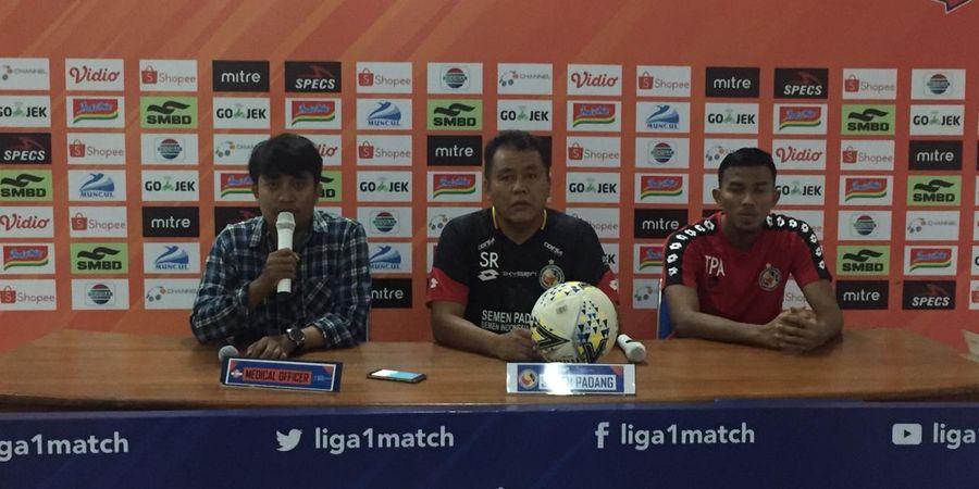 Lupakan Kekalahan di Final Liga 2 2018, Semen Padang Siap Curi Poin dari PSS