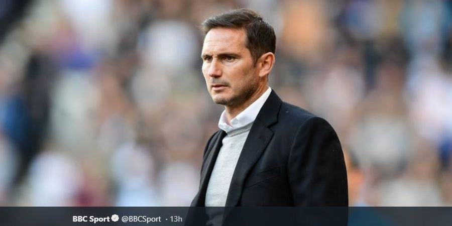 Frank Lampard Angkat Suara soal Rumor Bakal Jadi Pelatih Chelsea