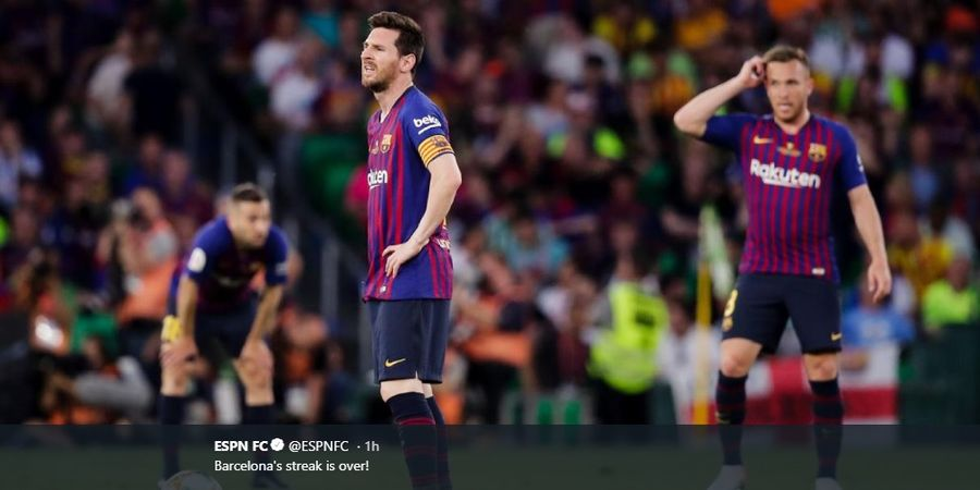 Kesuksesan Cristiano Ronaldo Bikin Lionel Messi Ketakutan
