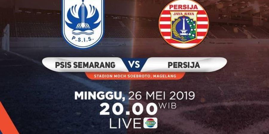 Link Live Streaming PSIS Semarang Vs Persija, Ivan Kolev Tak Ingin Remehkan Tim Lawan