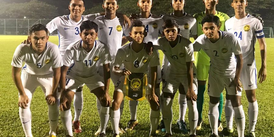 Gagal Juarai Piala AFF U-18 2019, Malaysia Dikirim ke Timur Tengah