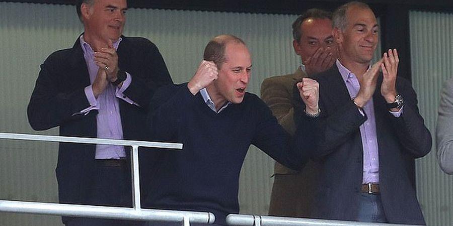 Aston Villa Naik Kasta, Suami Kate Middleton Bahagia dan Menggila