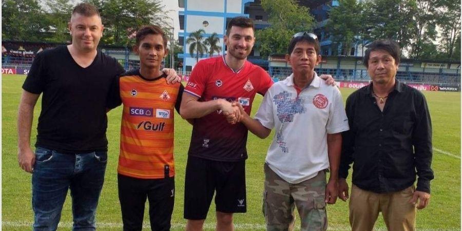 Eks Pemain Muda Premier League Resmi Gabung Klub Liga Thailand 4