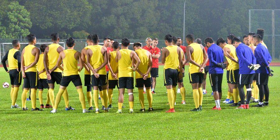 Jelang Kualifikasi Piala Dunia 2022, Malaysia Kehilangan Pemain Kunci