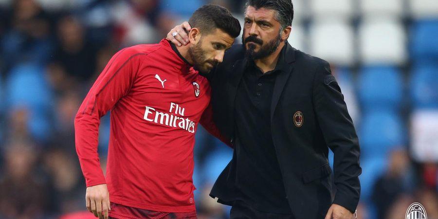 Pemecatan Gennaro Gattuso oleh AC Milan Tinggal Menunggu Pengumuman