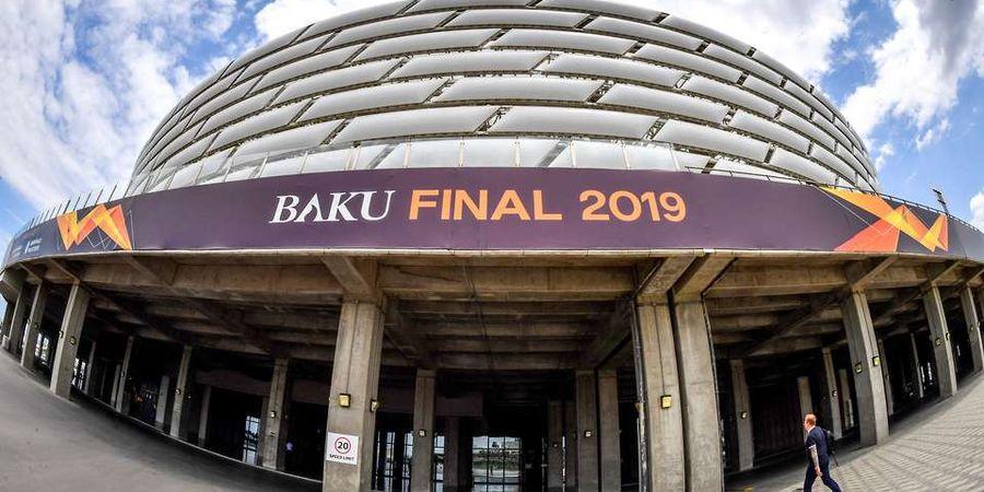 Kondisi Toilet Stadion Baku yang Buruk Bikin Jijik Fans Arsenal ini