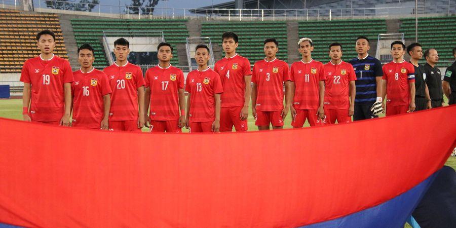 Kiper Timnas Laos Dihukum AFC Dilarang Bermain Seumur Hidup, karena Apa?
