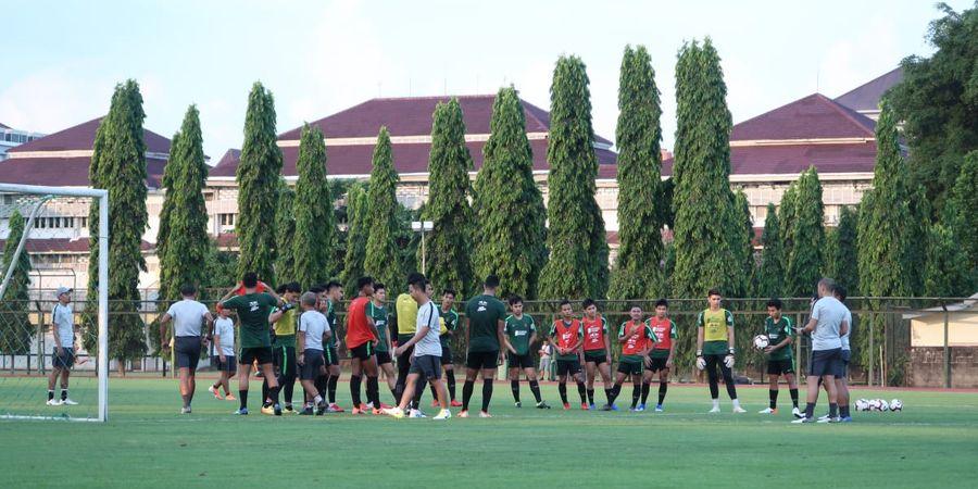 TC Perdana Timnas U-23 Indonesia di Yogyakarta Baru Dihadiri 20 Pemain, Ini Alasannya
