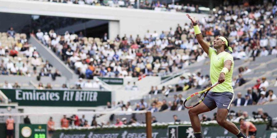 French Open 2019 - Rafael Nadal dan Roger Federer Melaju ke Semifinal