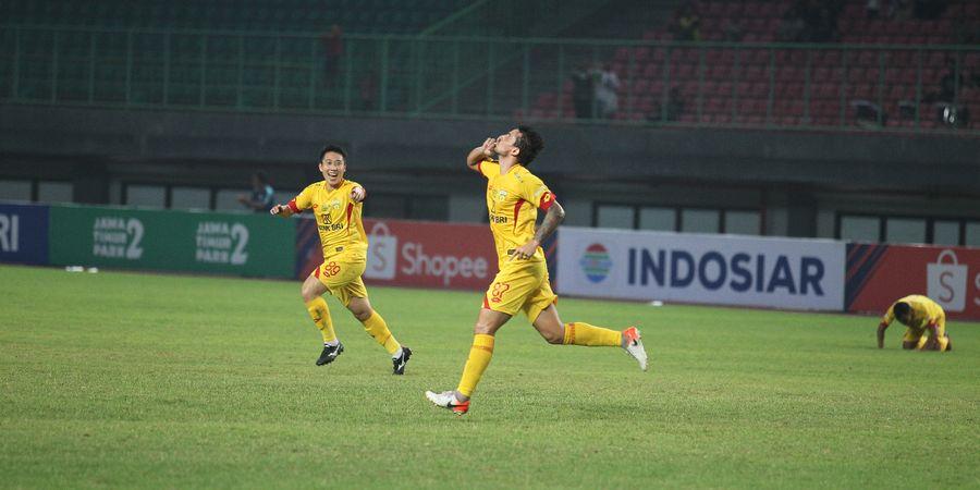 Cetak Hat-trik Pertama Liga 1 2019, Eks Pemain Liga Malaysia Saingi Striker Timnas Indonesia
