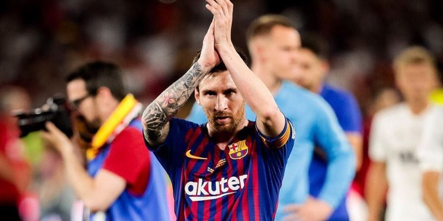 Cuplikan Video 15 Gol Ajaib Messi Musim 2018/2019