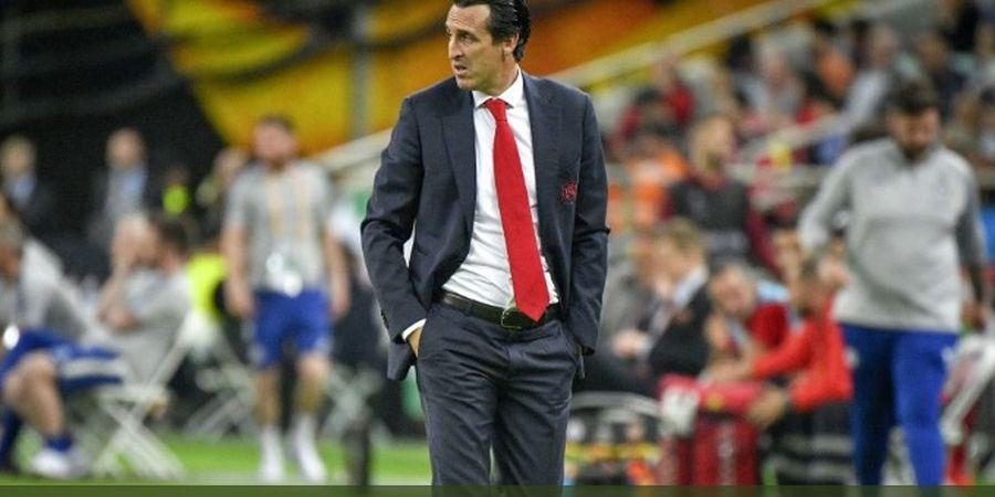 Dipecat, Unai Emery Punya Persentase Kemenangan Tertinggi Kelima di Arsenal