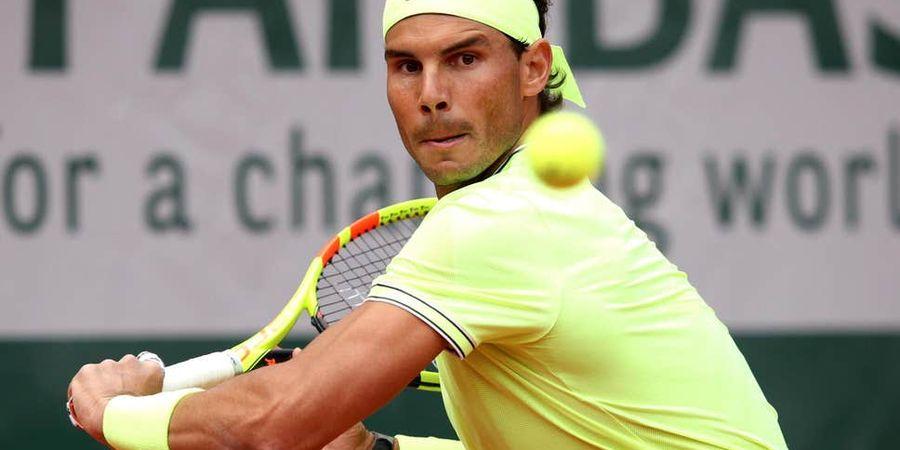 Usai Juara Roland Garros, Rafael Nadal Siap Bidik Trofi Wimbledon