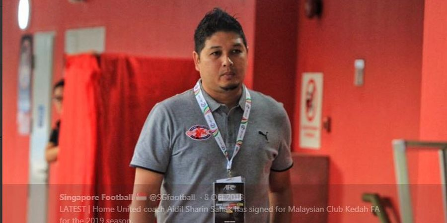 'Pep Guardiola Singapura' Mengaku Dapat Tawaran dari Persija Jakarta