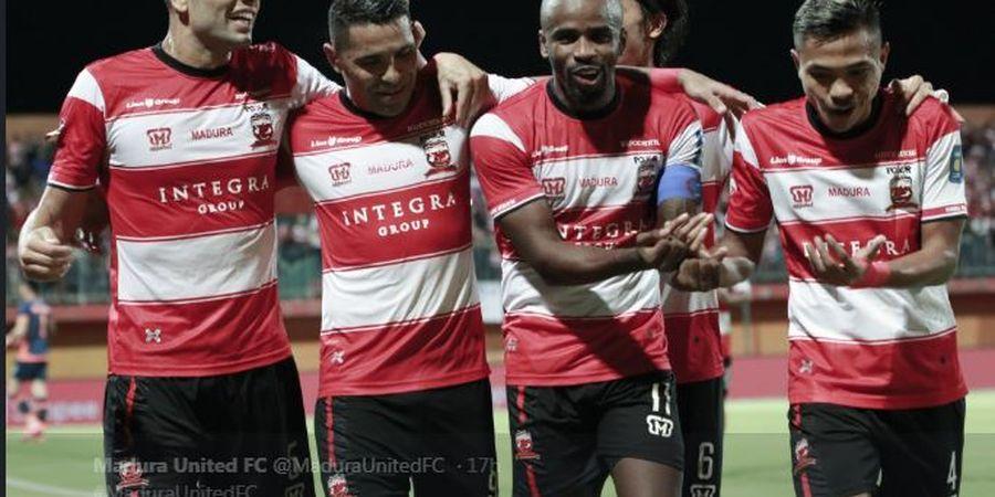 Madura United Akan Hadapi PSM Makassar dalam Tiga Laga Beruntun