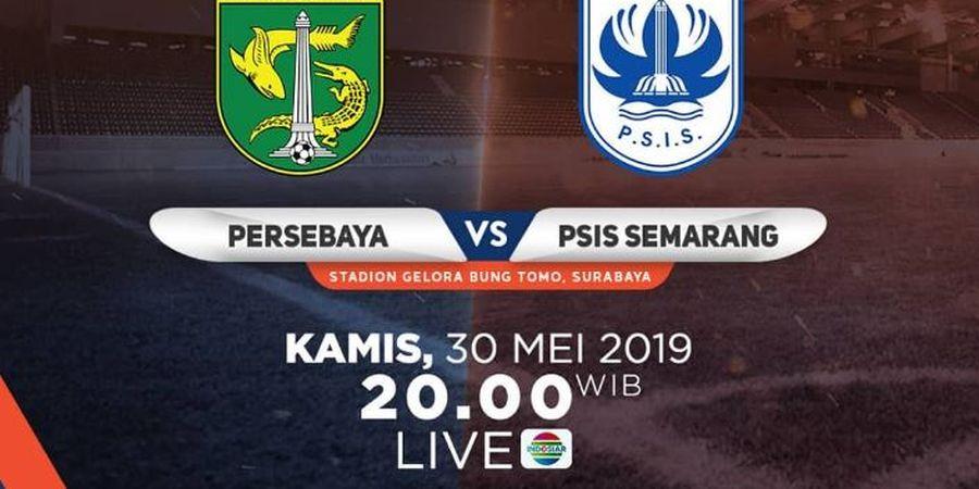 Link Live Streaming Persebaya Vs PSIS, Irfan Jaya Memiliki Tekad Kuat