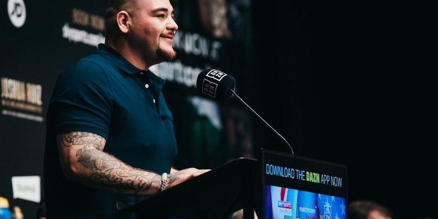 Andy Ruiz Jr Tolak Rematch Kontra Anthony Joshua Digelar di Inggris