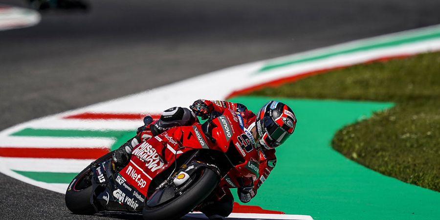 Hasil FP3 MotoGP Italia 2019 - Pecahkan Rekor Mugello, Danilo Petrucci Jadi yang Tercepat