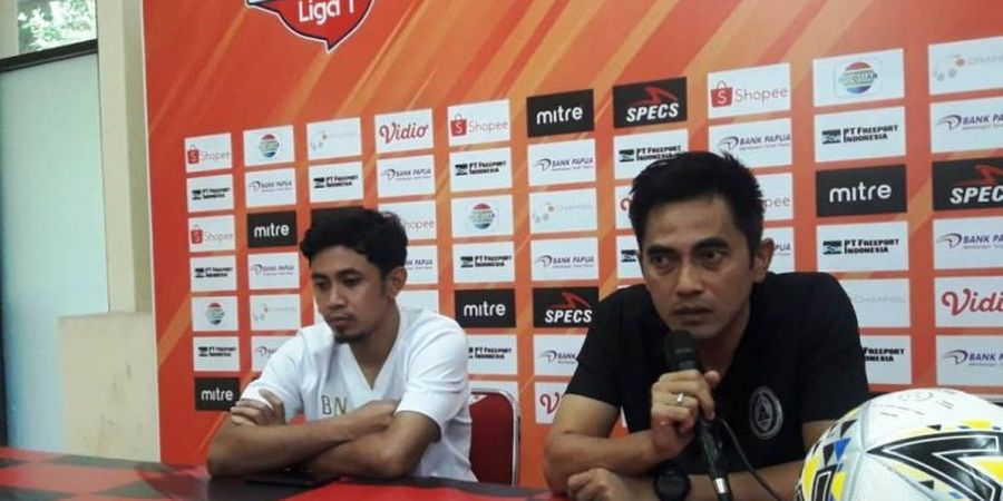 Seto Kecewa PSS Sleman  Bermain Imbang Kontra Bhayangkara FC