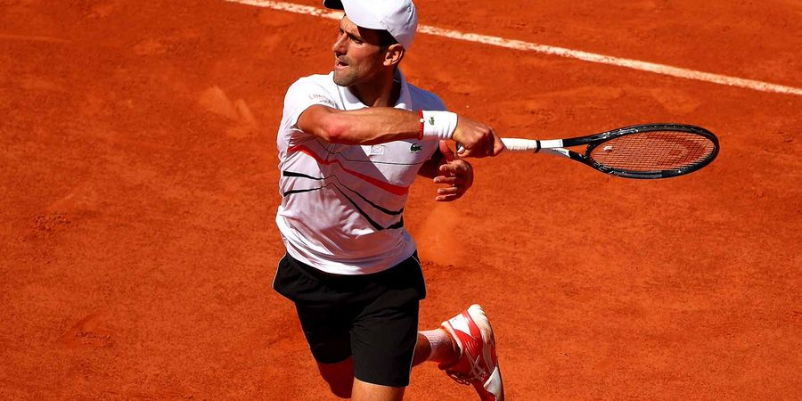 Hasil French Open 2019 - Novak Djokovic Melaju ke Perempat Final