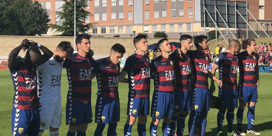 Imbang, Klub Spanyol yang Beri Peluang Evan Dimas Sukses Promosi