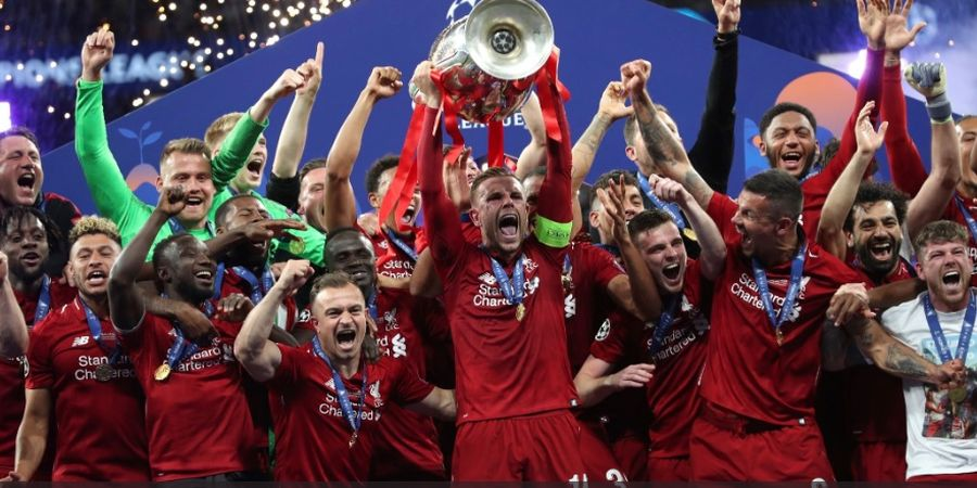 Juara Liga Champions, Liverpool Harus Bayar 71 Miliar Rupiah