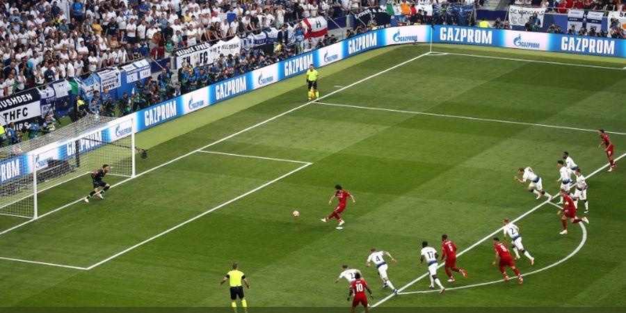 Gol Penalti Mohamed Salah Runtuhkan Mental Bertanding Tottenham