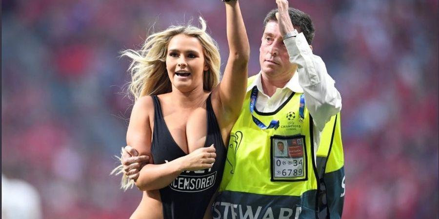Video saat Fans Wanita Masuk ke Lapangan di Final Liga Champions 2019