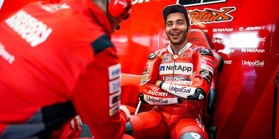KTM Mulai PDKT ke Danilo Petrucci, Sinyal Pol Espargaro Pasti Gabung Repsol Honda?