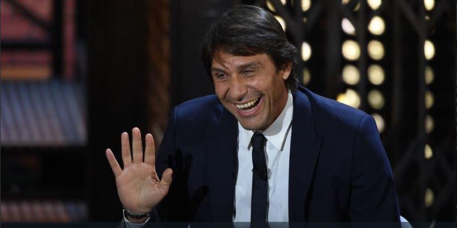 Antonio Conte Punya Energi Gila agar Inter Milan Juarai Liga Italia